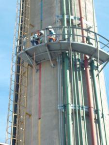 Torre de caixa d'Água em sp