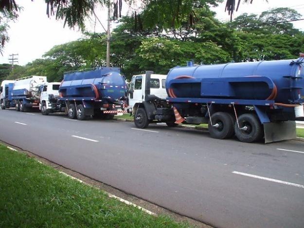 Transporte de Efluentes Sanitário