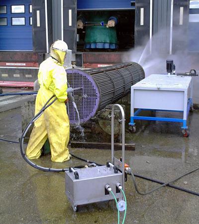 Limpeza técnica industrial