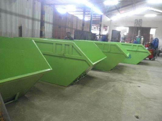 bitten maquinas cacambas estacionarias 1462064 FGR - Transporte de Resíduos Perigosos