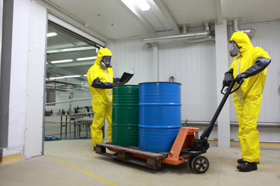 p como descartar residuos quimicos 5 - Transporte de Resíduos Perigosos
